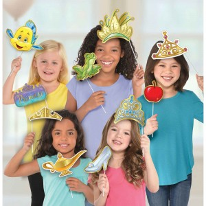 Disney Princess Once Upon A Time Photo Props