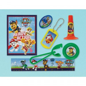 Paw Patrol Adventures Favours