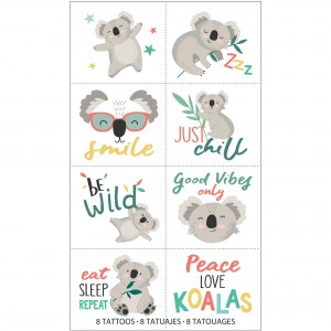 Koala Tattoos Favours