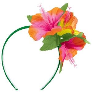 Hawaiian Luau Hibiscus Headband Head Accessorie