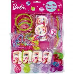 Barbie All Doll'd Up Mega Mix Favours