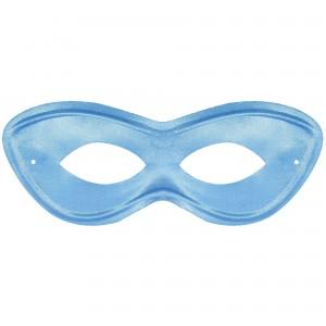 State of Origin Light Blue Super Hero Mask Head Accessorie