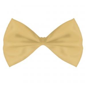 Gold Bowtie Costume Accessorie