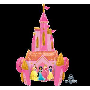 Disney Princess Castle Airwalker Foil Balloon
