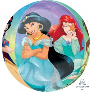 Disney Princess Once Upon A Time Shaped Balloon