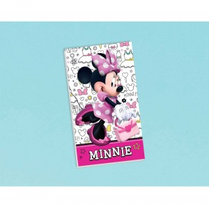 Minnie Mouse Happy Helpers Notepad Favour