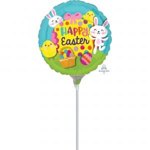 Easter Big Egg Foil Balloon