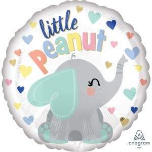 Baby Shower - General Standard HX Little Peanut Baby Foil Balloon