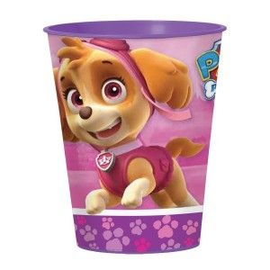 Paw Patrol Girl Favour Plastic Cup