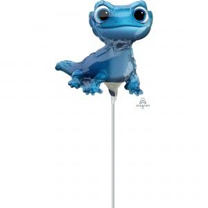 Disney Frozen 2 Bruni the Fire Spirit Mini Shaped Balloon