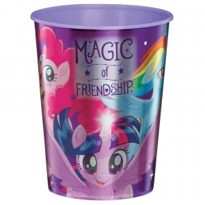 My Little Pony Friendship Adventures Favour Plastic Cup