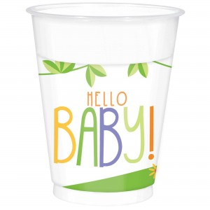 Fisher Price Hello Baby Plastic Cups