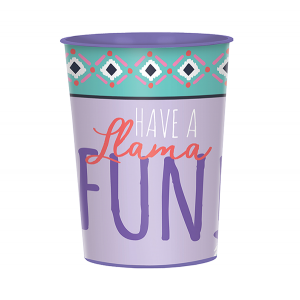 Llama Fun Favour Misc Cup