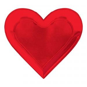 Love Heart Shaped Banquet Plates