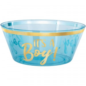 Oh Baby Boy Serving Bowl
