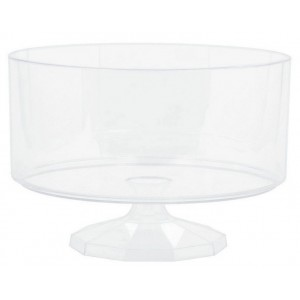 Clear Small Trifle Plastic Container
