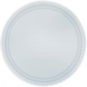 Silver Dinner Plates