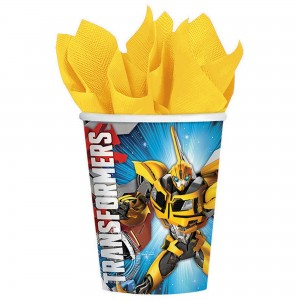 Transformers Paper Cups