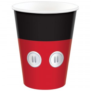 Mickey Mouse Forever Paper Cups