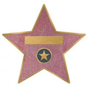 Glitz & Glam Star Misc Decorations