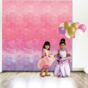 Disney Princess Once Upon A Time Backdrop Photo Props