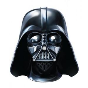 Star Wars Classic Storm Trooper & Darth Vader Party Masks