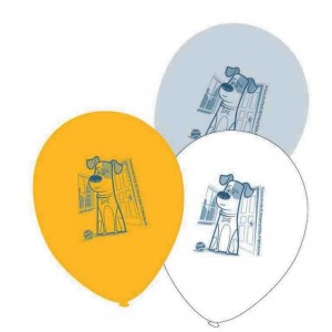 The Secret Life of Pets Latex Balloons