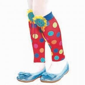 Fairies Lollipop Fairy Leg Warmers Child Costume
