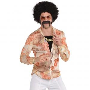 Disco & 70's 70's Disco Costume Kit Head Accessorie