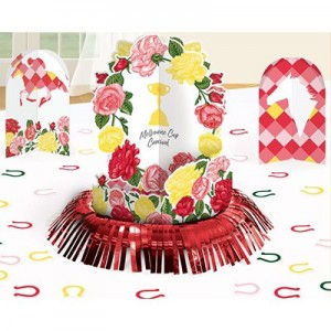Horse Racing Table Decorating Kits
