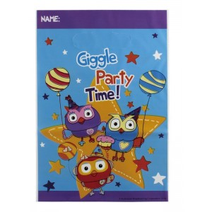 Giggle & Hoot Folded Loot Favour Bags