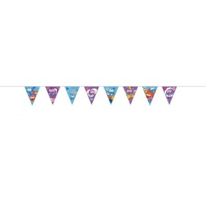 Giggle & Hoot Pennant Banner