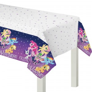 My Little Pony Friendship Adventures Paper Table Cover