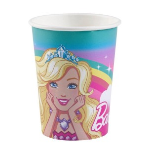 Barbie Dreamtopia Paper Cups