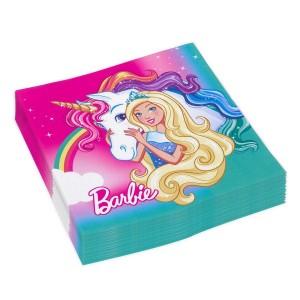 Barbie Dreamtopia Lunch Napkins
