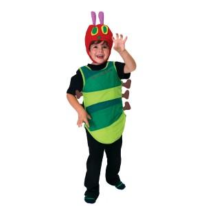 Happy Birthday The Very Hungry Caterpillar Child Costume