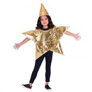 Gold Child Costume