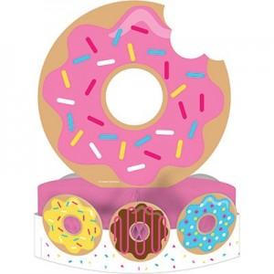 Donut Time Honeycomb Centrepiece