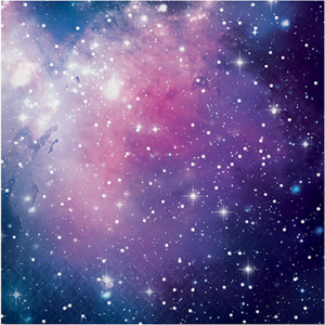 Galaxy Lunch Napkins