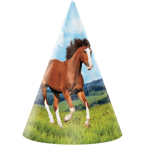 Horse and Pony Party Hats
