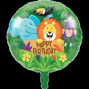 Jungle Safari Foil Balloon