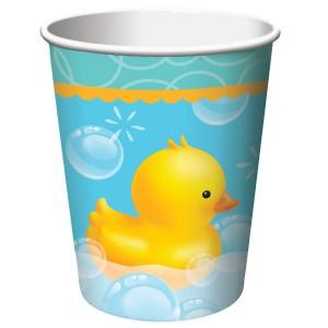 Bubble Bath Paper Cups