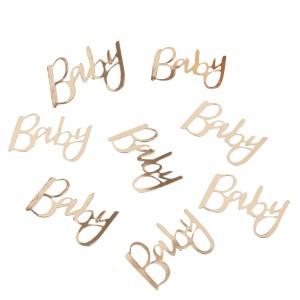 Oh Baby! Gold  Confetti
