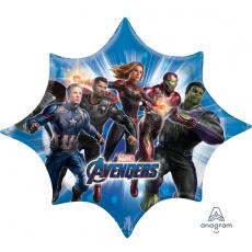 Avengers Endgame SuperShape XL Shaped Balloon 88cm x 73cm