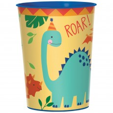 Dinosaur Party Supplies - Plastic Cup Dino-Mite Favour