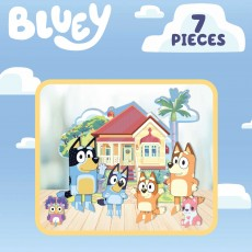Bluey Party Decorations - Decorating Kit Table