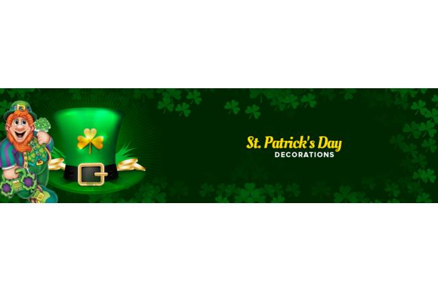 St Patrick's Day party decoration ideas 2019