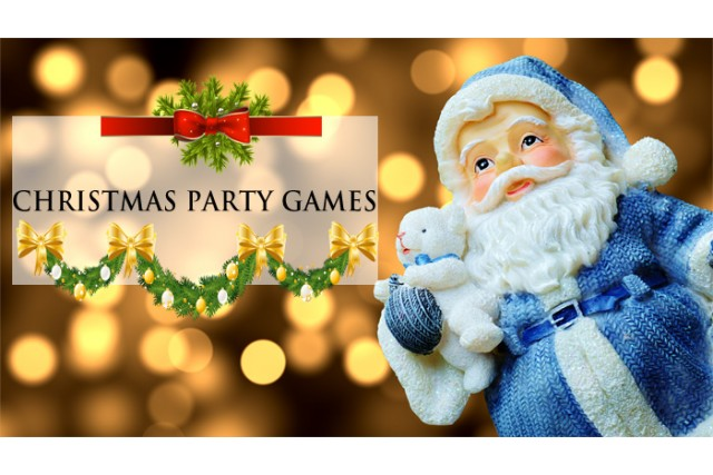 Top Easy Christmas Party Games for kids and Adults