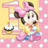 Girl Minnie Mouse 1st Birthday