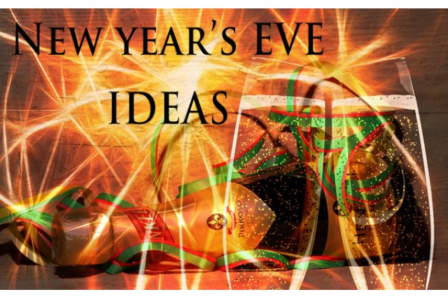 Top 10 Amazing New Year Eve Party Ideas